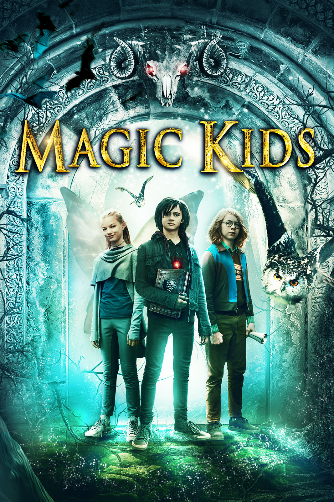 Magic Kids streaming complet
