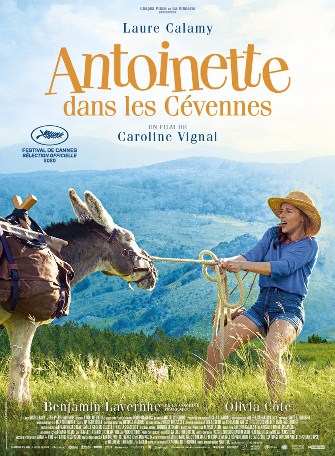 Melun : Antoinette dans les Cévennes