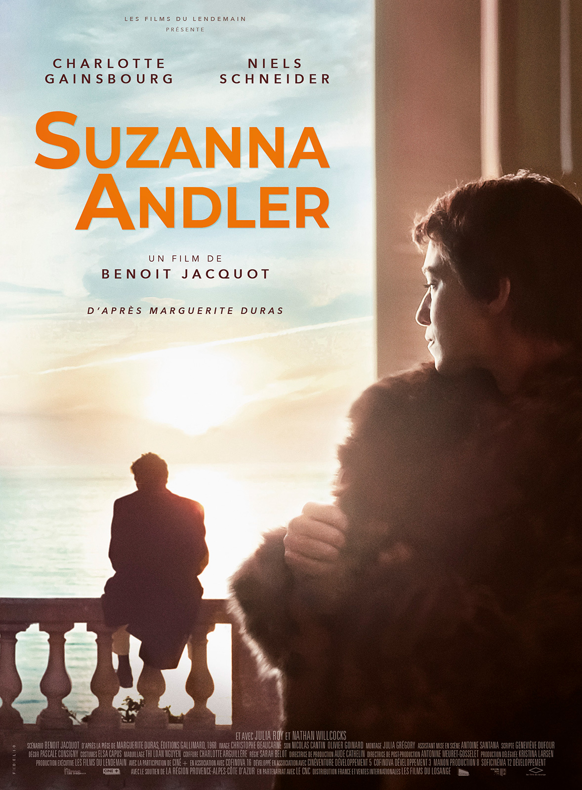 Suzanna Andler streaming