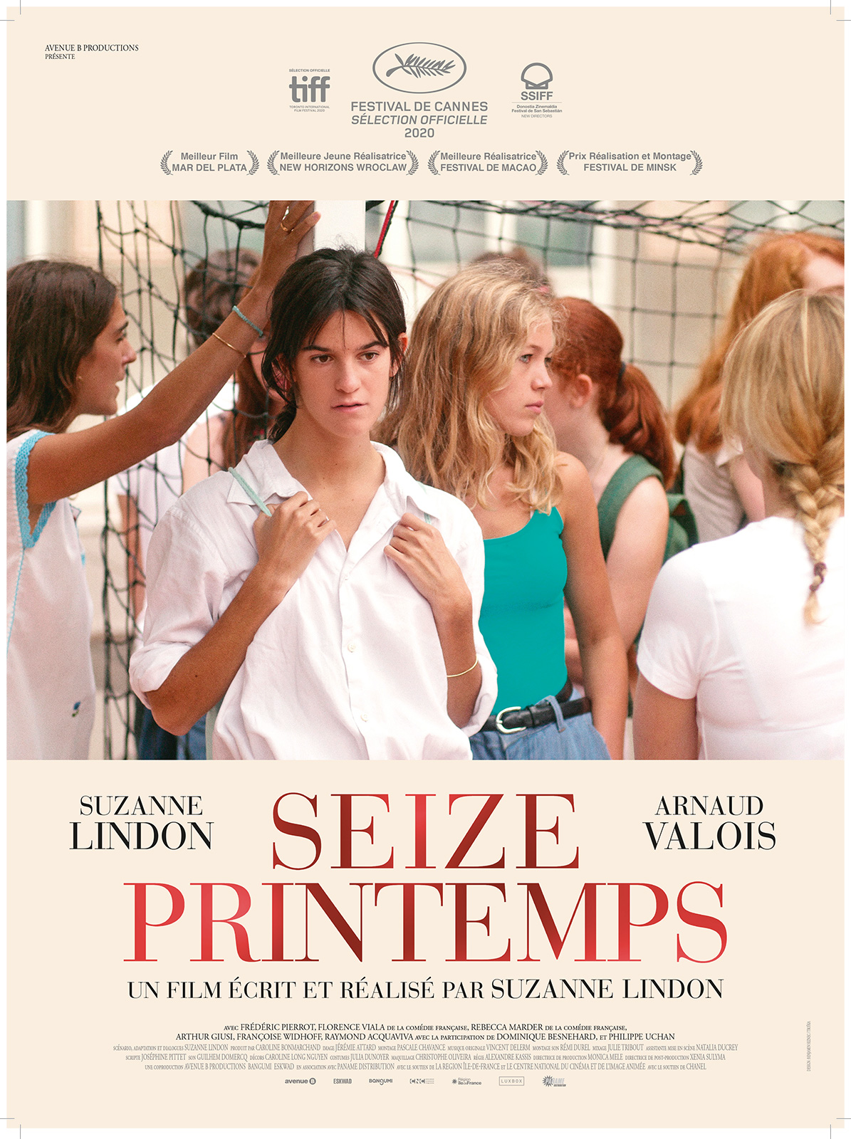 Seize Printemps streaming complet