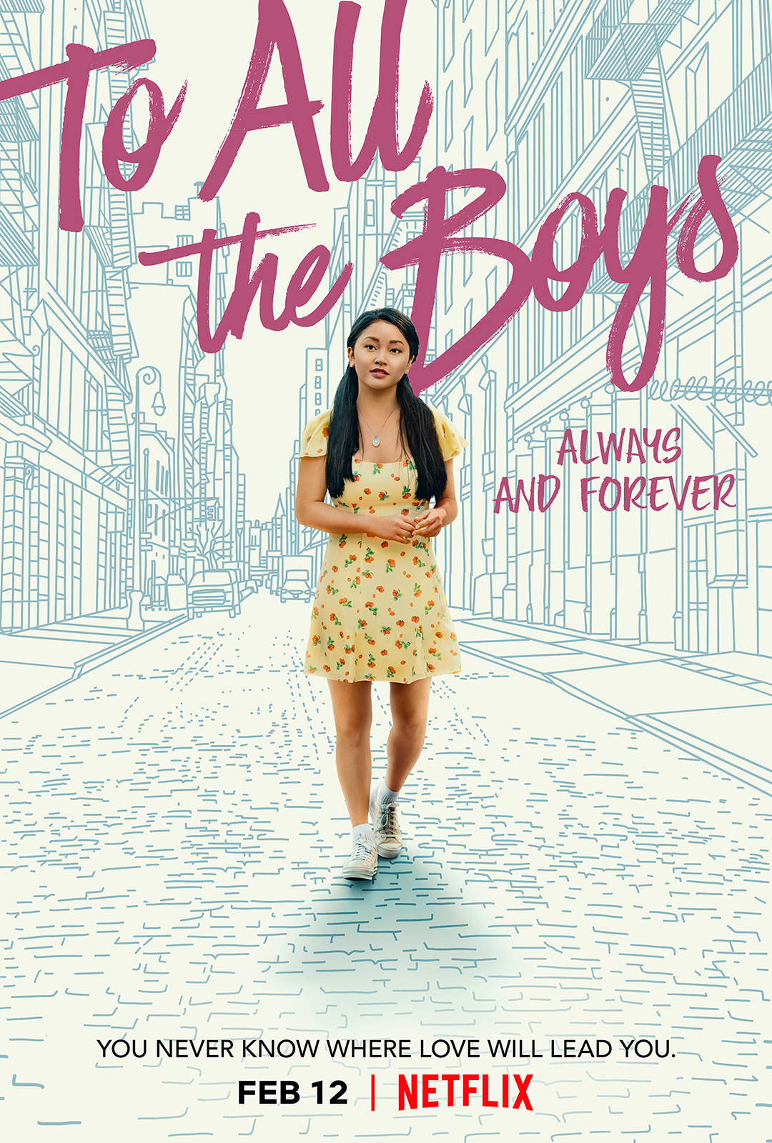À tous les garçons : Pour toujours et à jamais streaming français