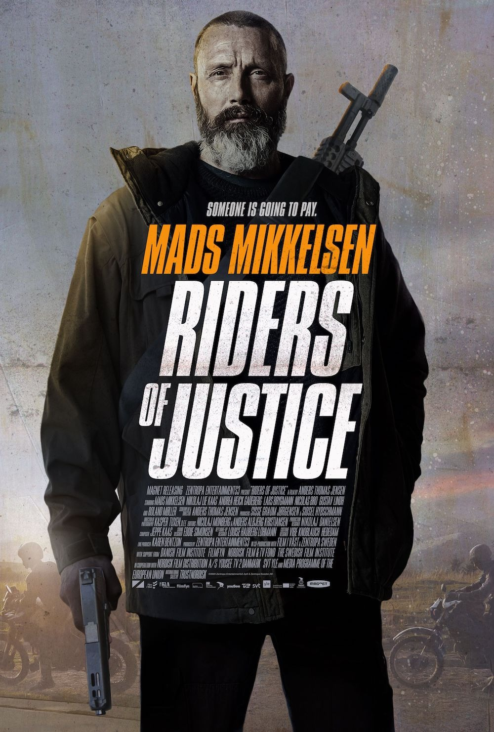 Riders of Justice streaming complet