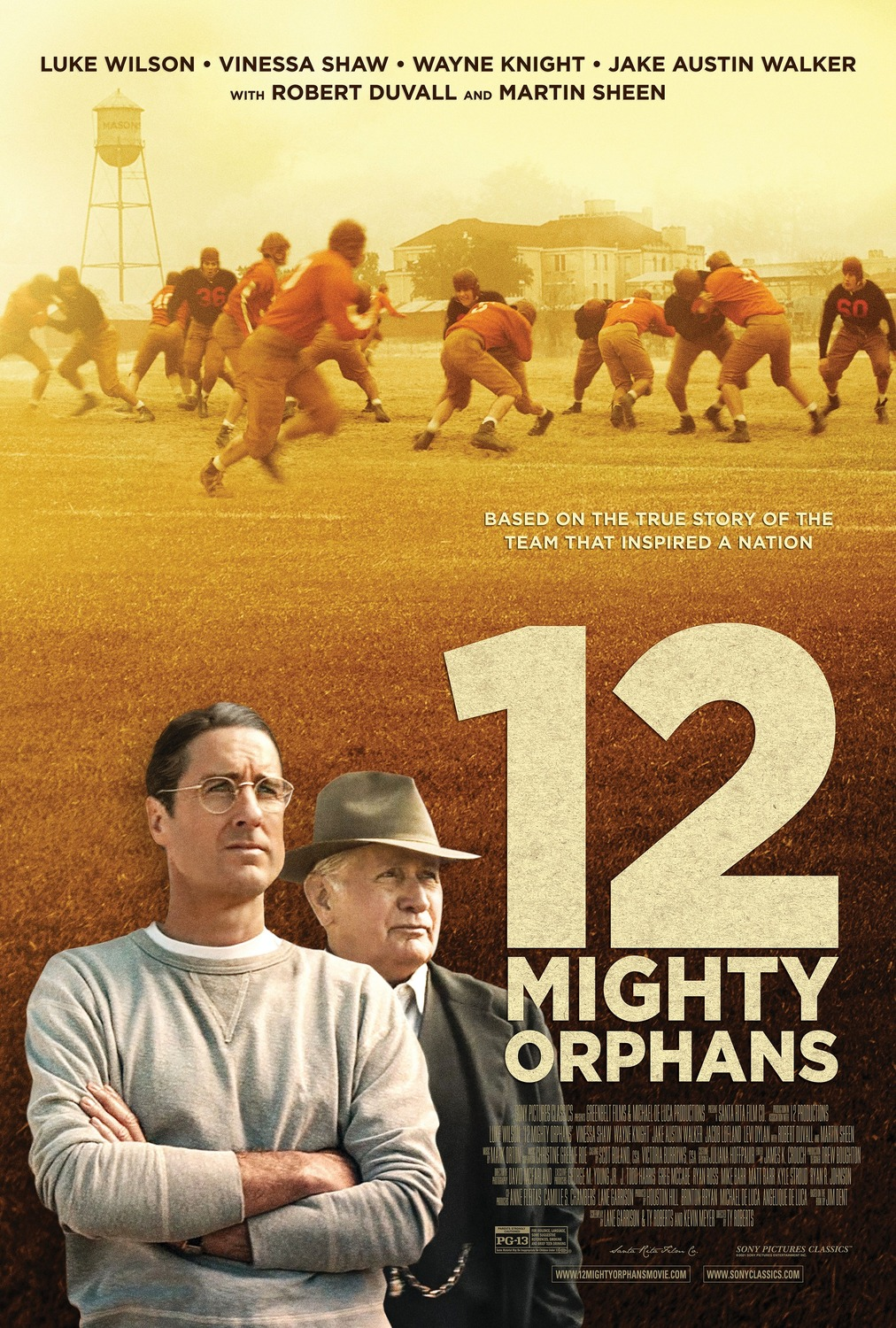 12 Mighty Orphans streaming