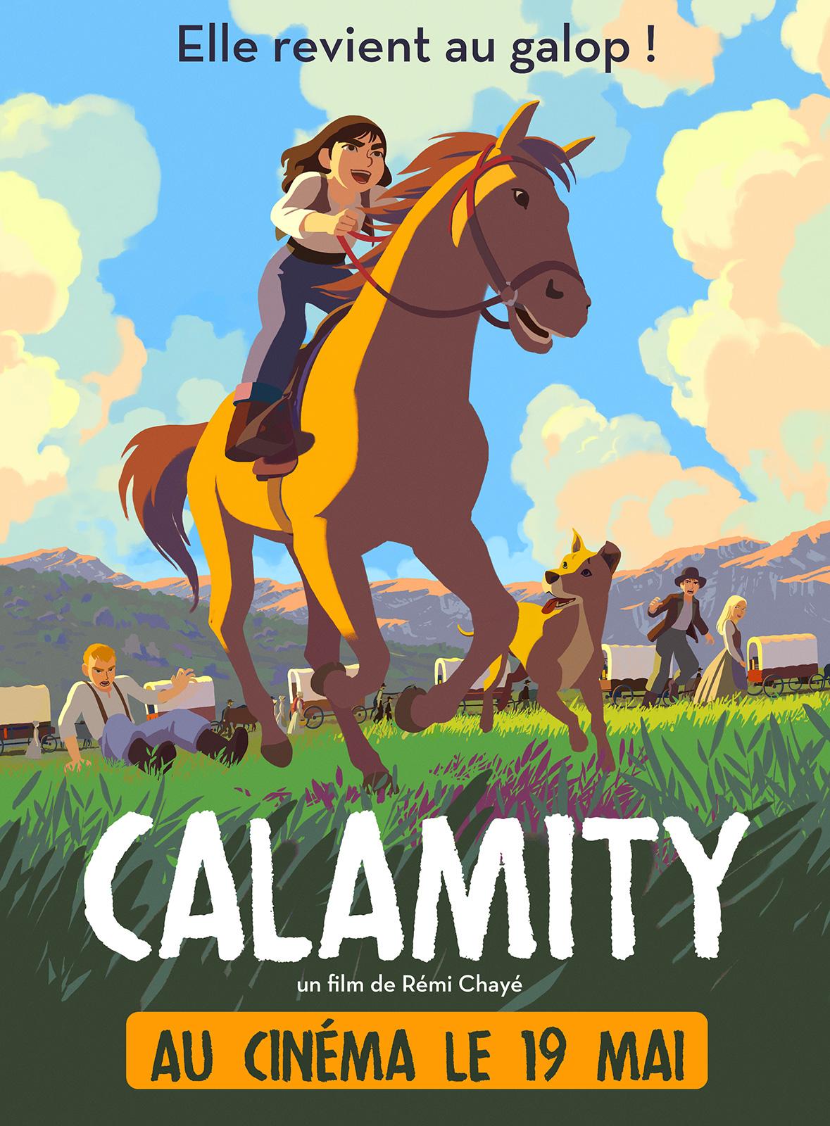 Melun : Calamity, une enfance de Martha Jane Cannary