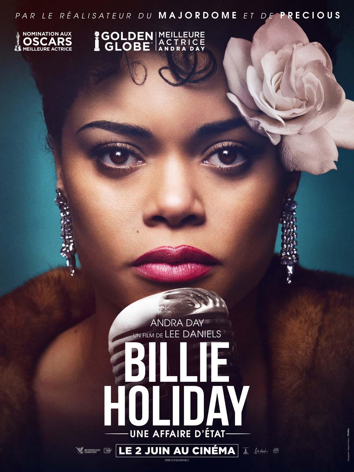 Melun : Billie Holiday, une affaire d'état
