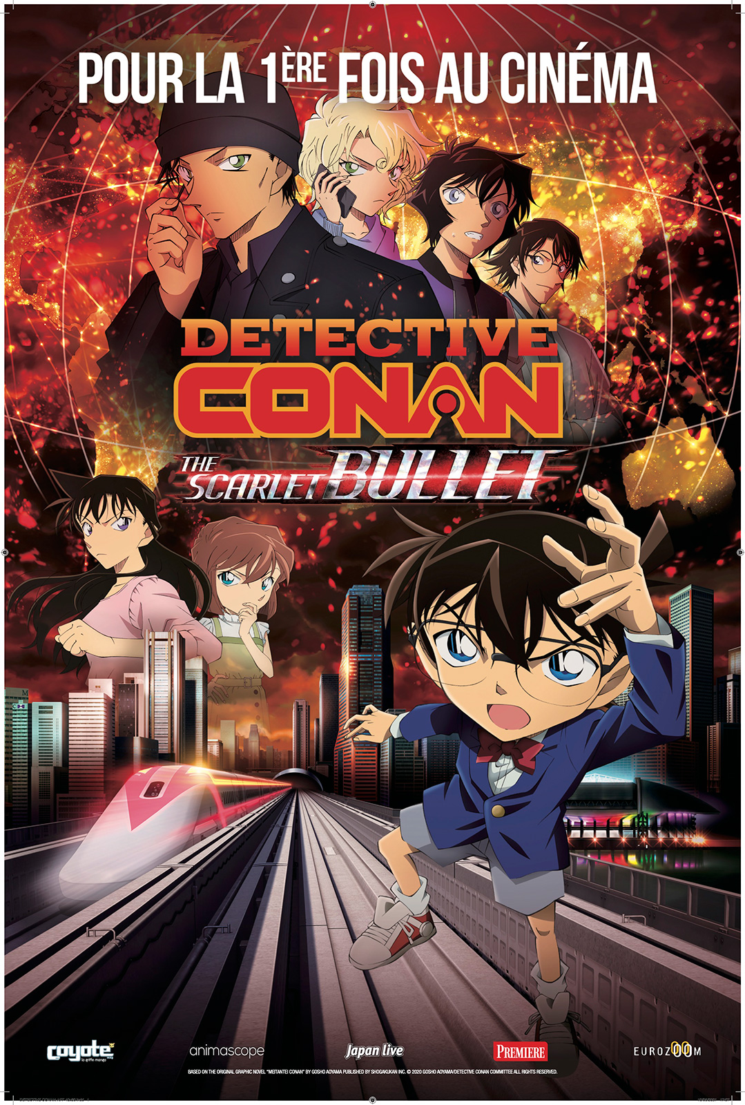 Melun : Detective Conan - The Scarlet Bullet