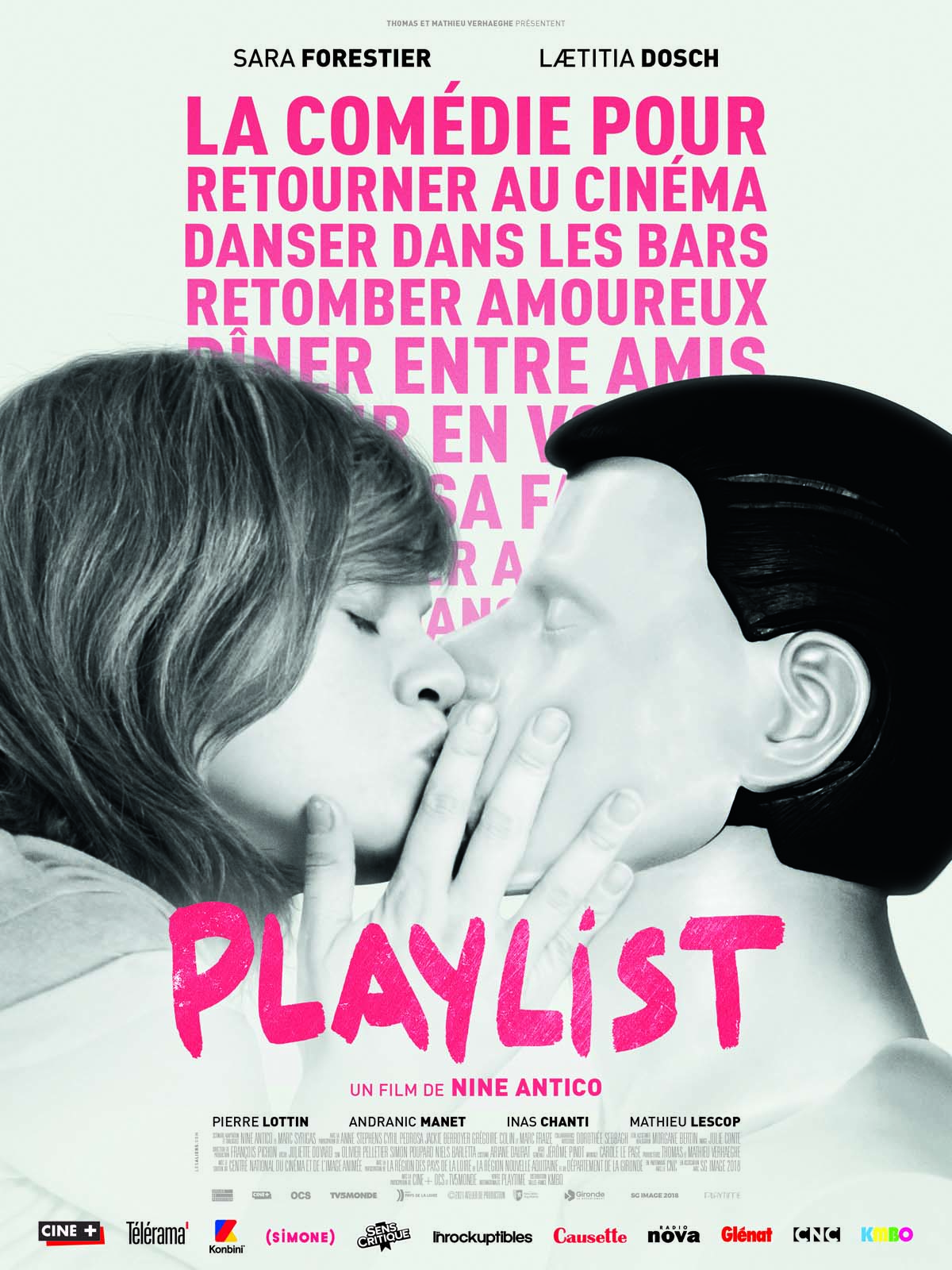 Playlist streaming complet