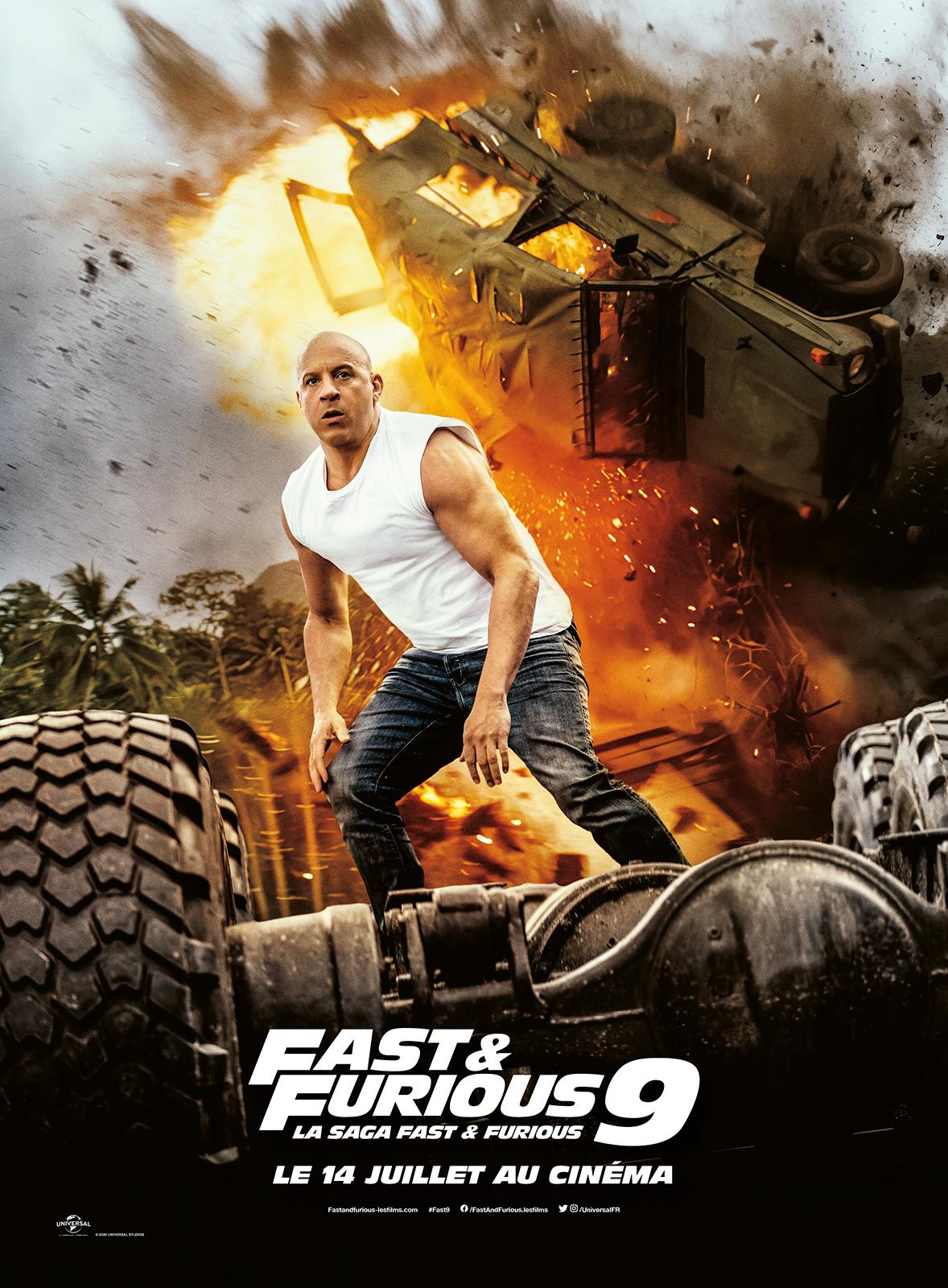 Melun : Fast & Furious 9