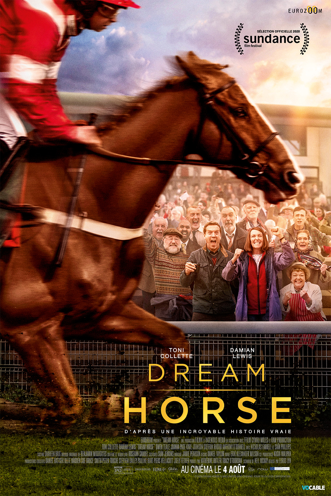 Dream Horse streaming complet