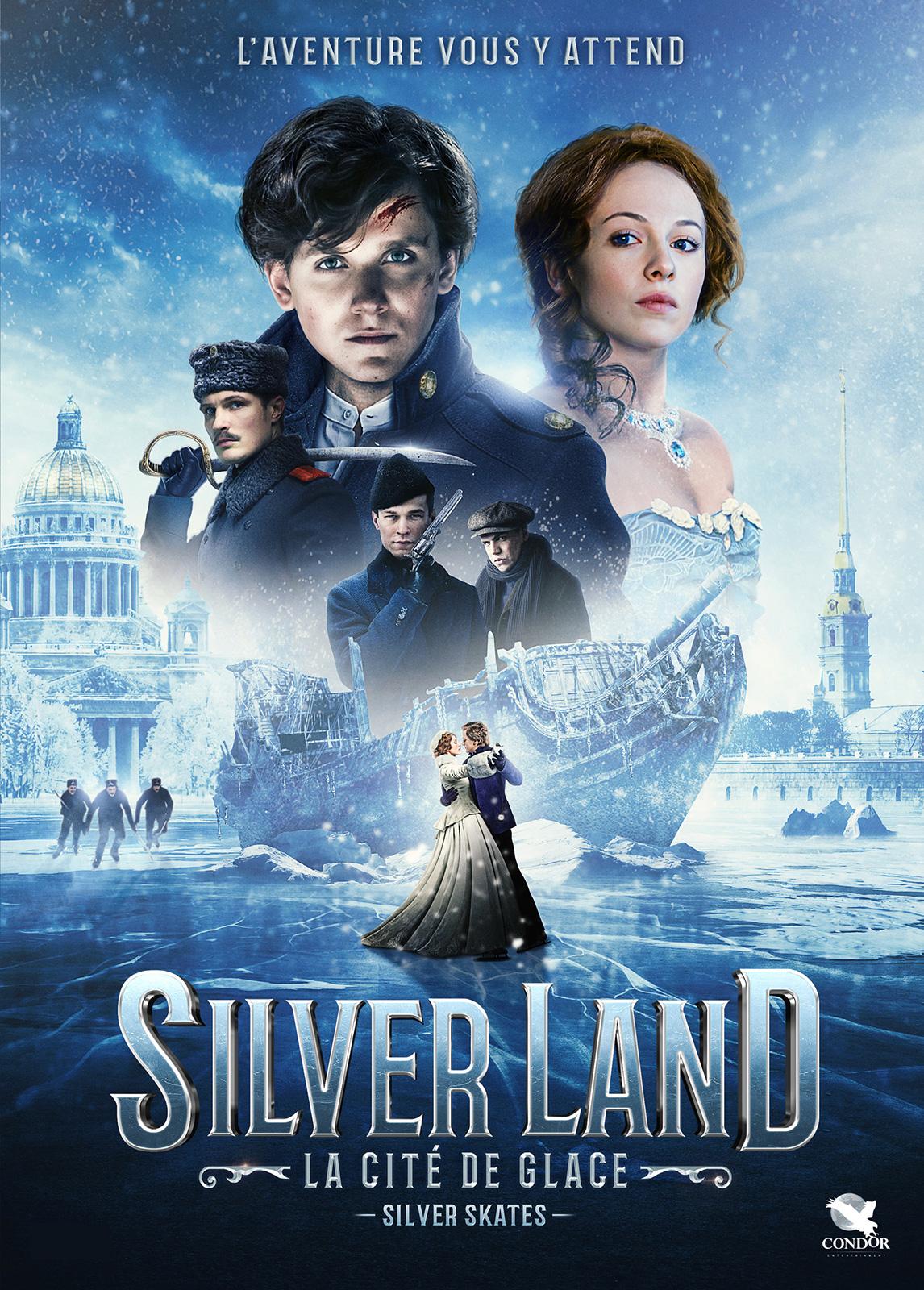 Silverland : la cité de glace streaming complet