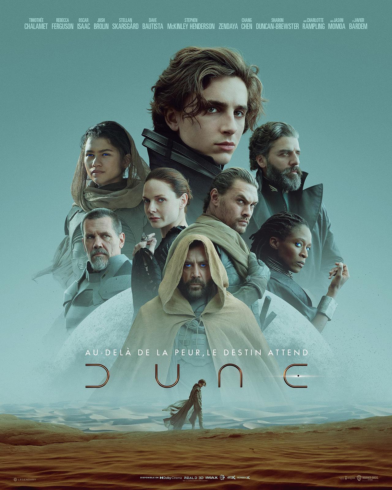 Melun : Dune