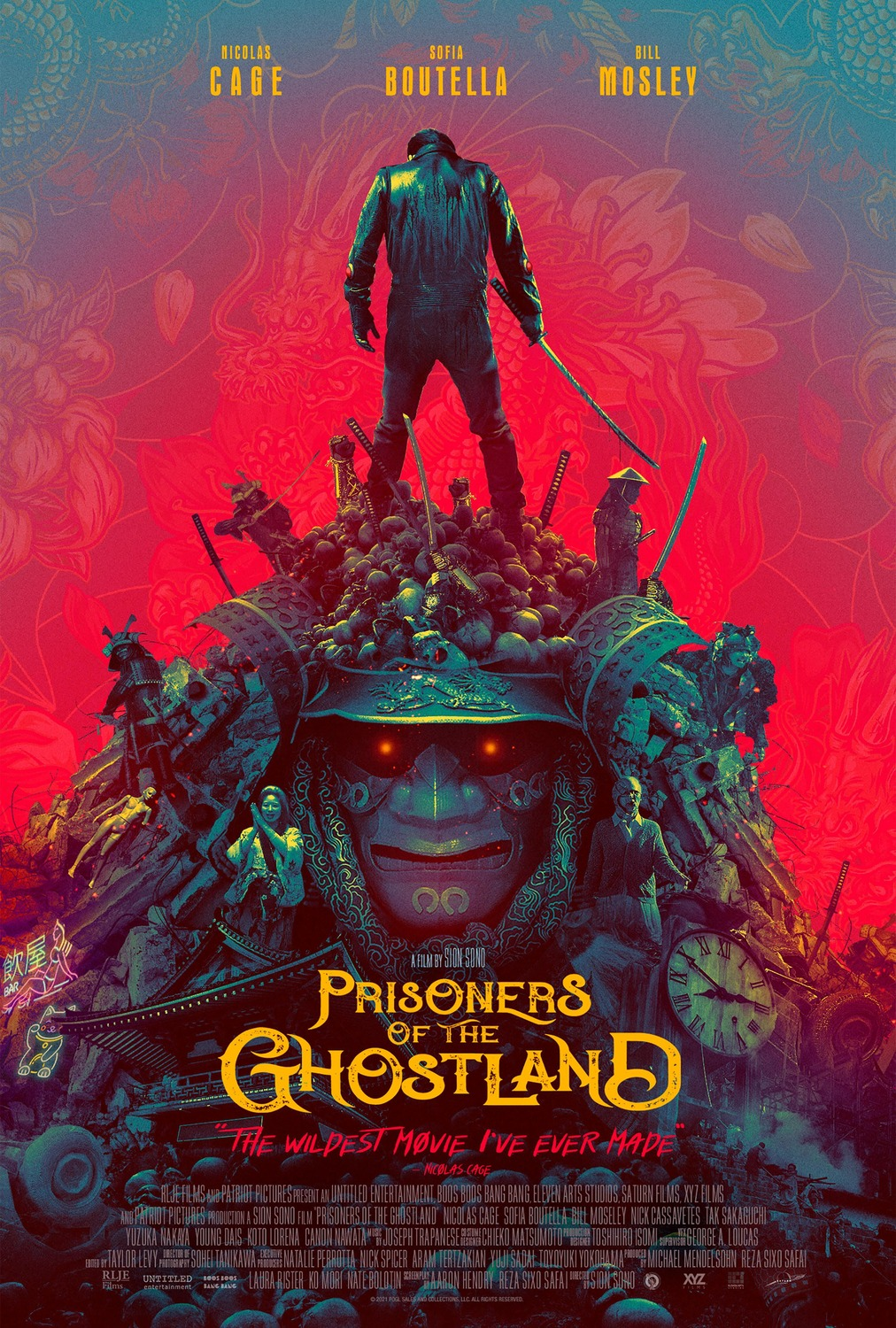 Prisoners of the Ghostland streaming complet