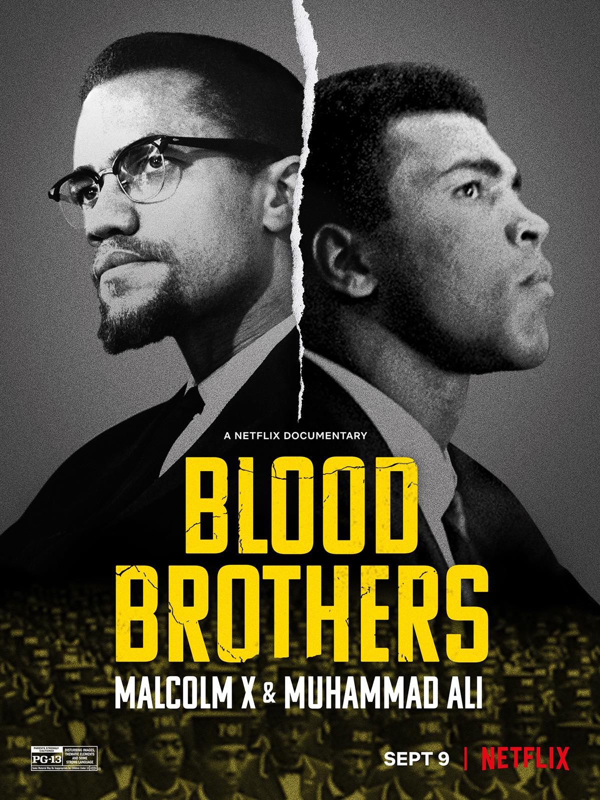 Frères de sang : Malcolm X et Mohamed Ali streaming complet