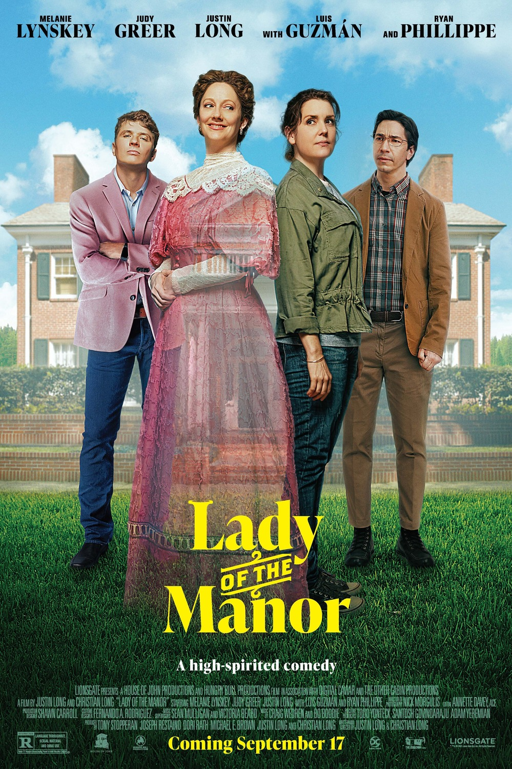 Lady of the Manor streaming complet