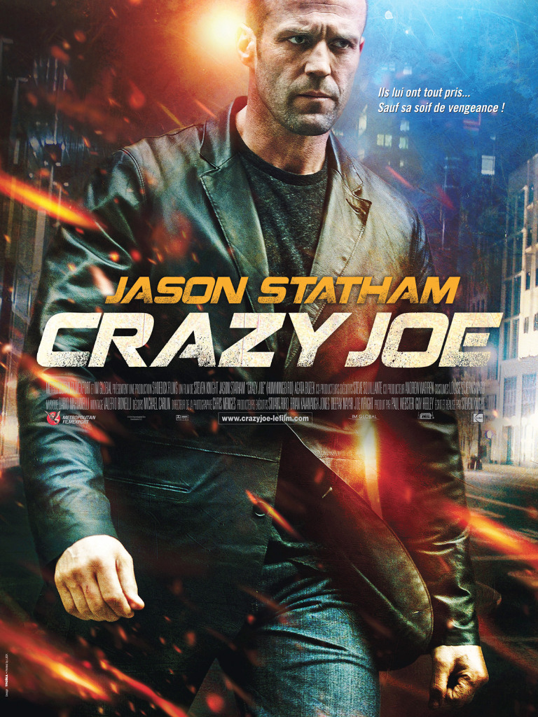 Crazy Joe : Redemption VF