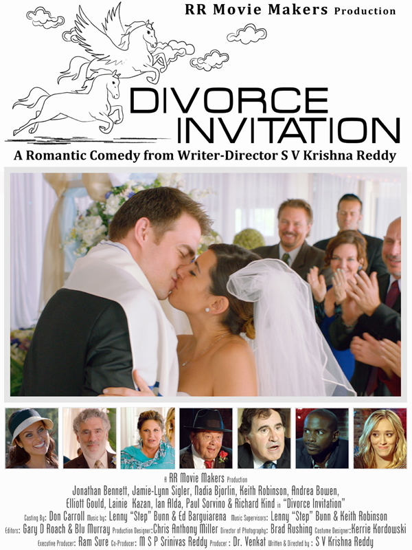Affiche Divorce Invitation