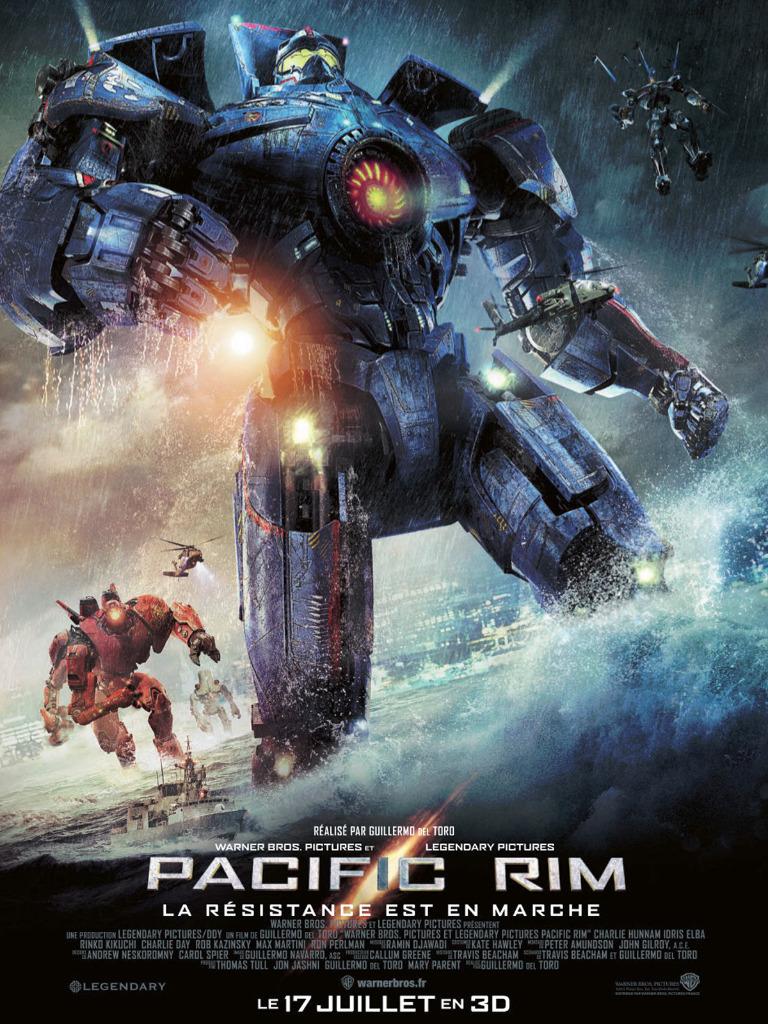 Pacific Rim - EXTRAS (Bonus du film)