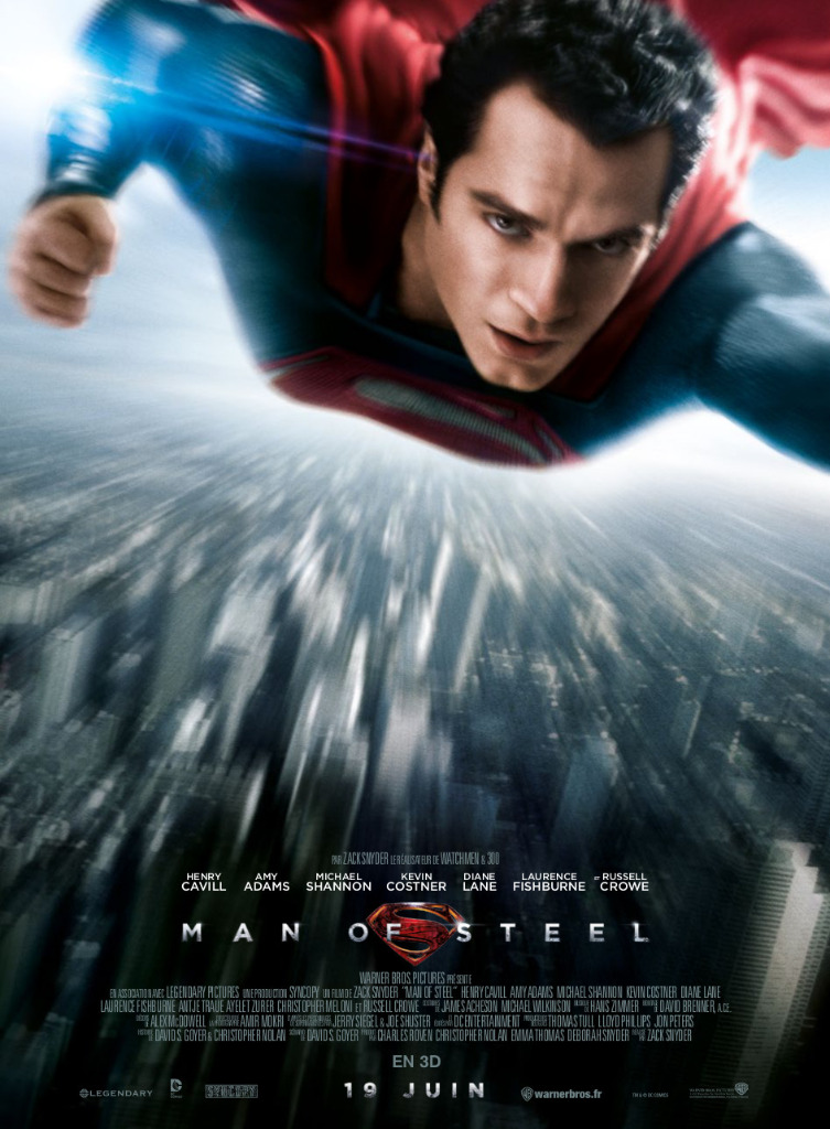 Man of Steel (Superman) - EXTRAS (Bonus du film)