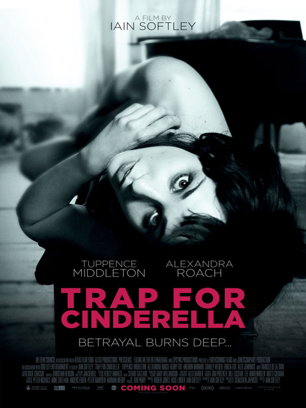 Affiche Trap for Cinderella