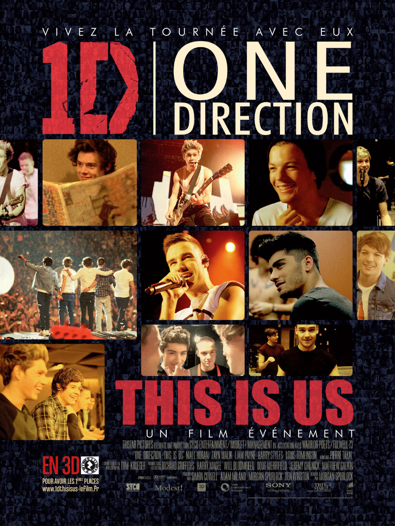 One Direction Le Film [VOSTFR] dvdrip