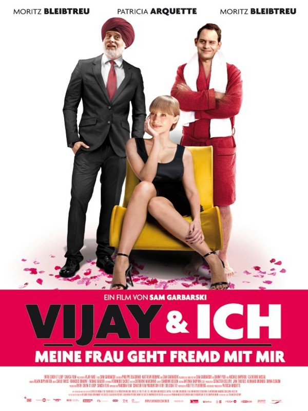 Affiche Vijay and I