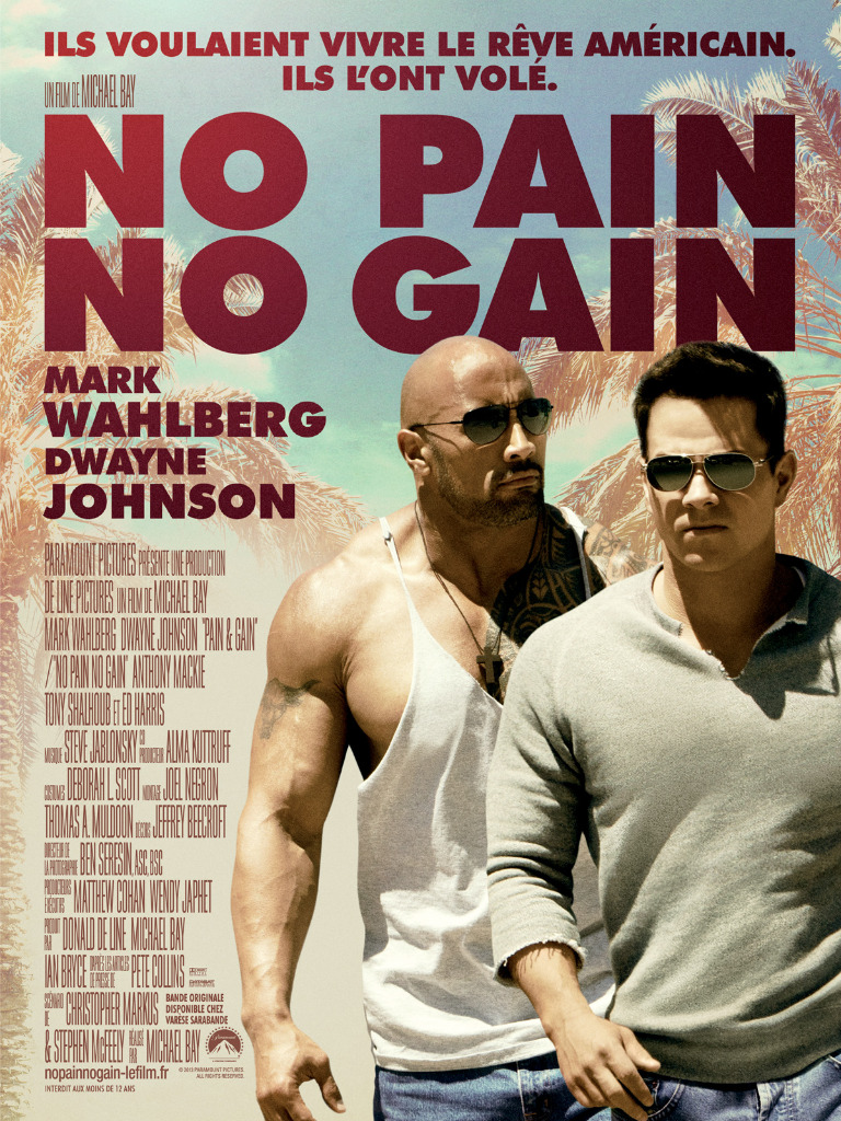 21020685 20130718102712847 No Pain No Gain [BDRiP]