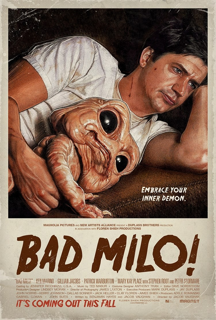 Bad Milo! [TRUEFRENCH BDRiP]