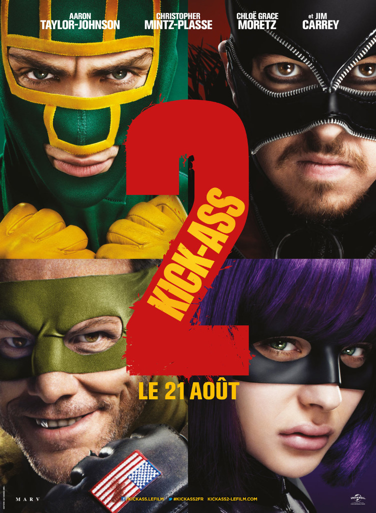 Kick-Ass 2 VF