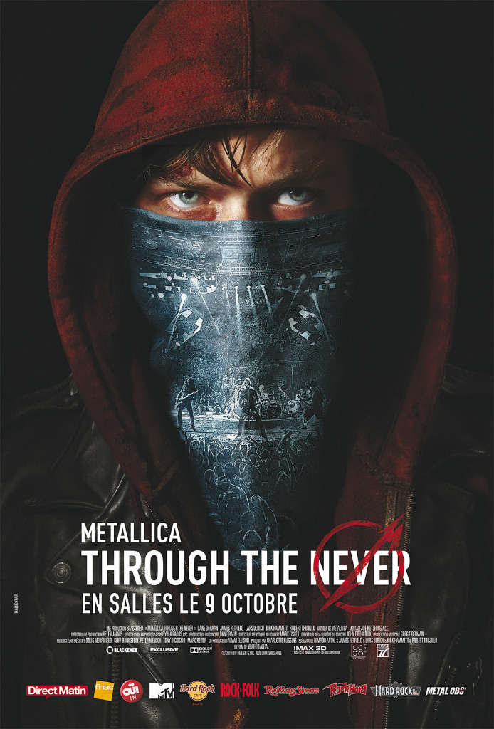 Metallica Through the Never [BDRiP] [VOSTFR]