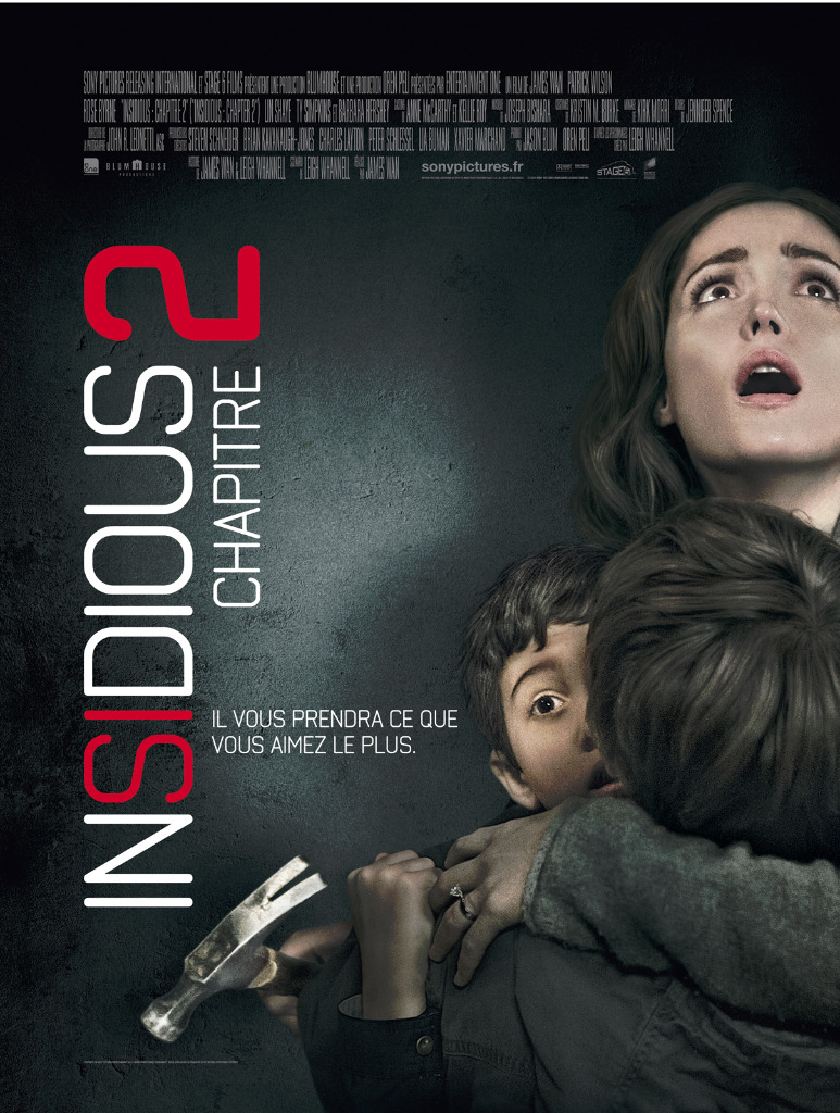 Insidious : Chapitre 2 [FRENCh] DVDRIP VK