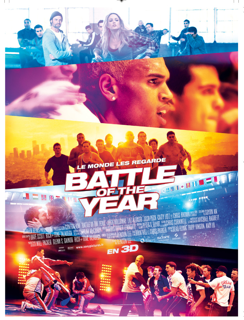 [MULTI]    Battle of the Year  [DVDRIP]