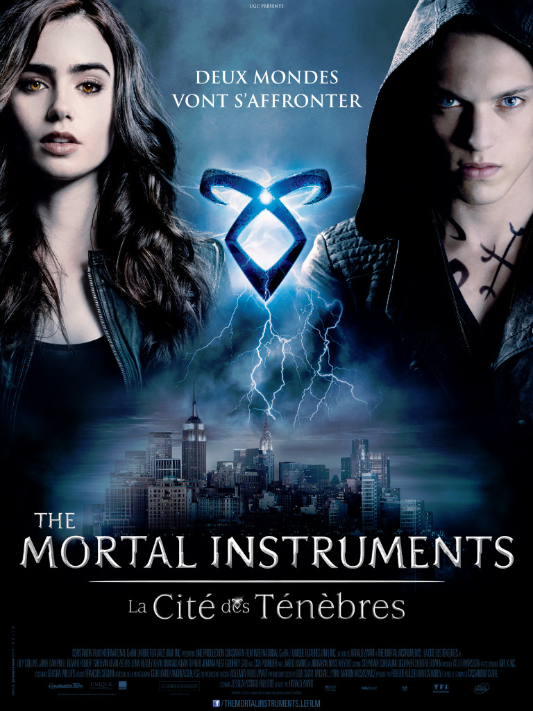 The Mortal Instruments : La Cité des ténèbres [FRENCH] DVDRIP