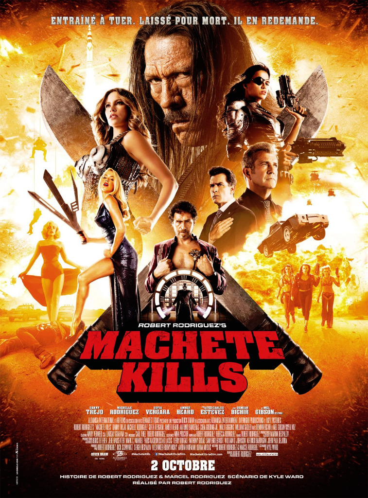 Machete Kills - TRUEFRENCH HDRip MD