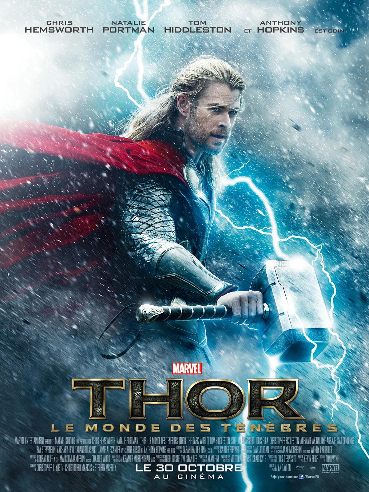 Thor : Le Monde des ténèbres - EXTRAS (Bonus du film)