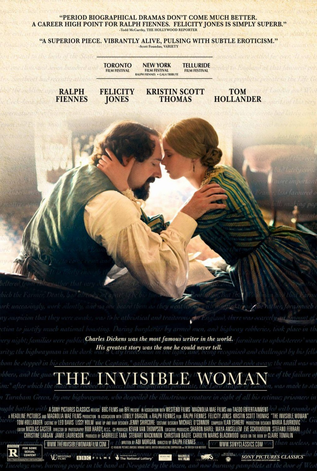 Telecharger The Invisible Woman TRUEFRENCH DVDRIP Gratuitement