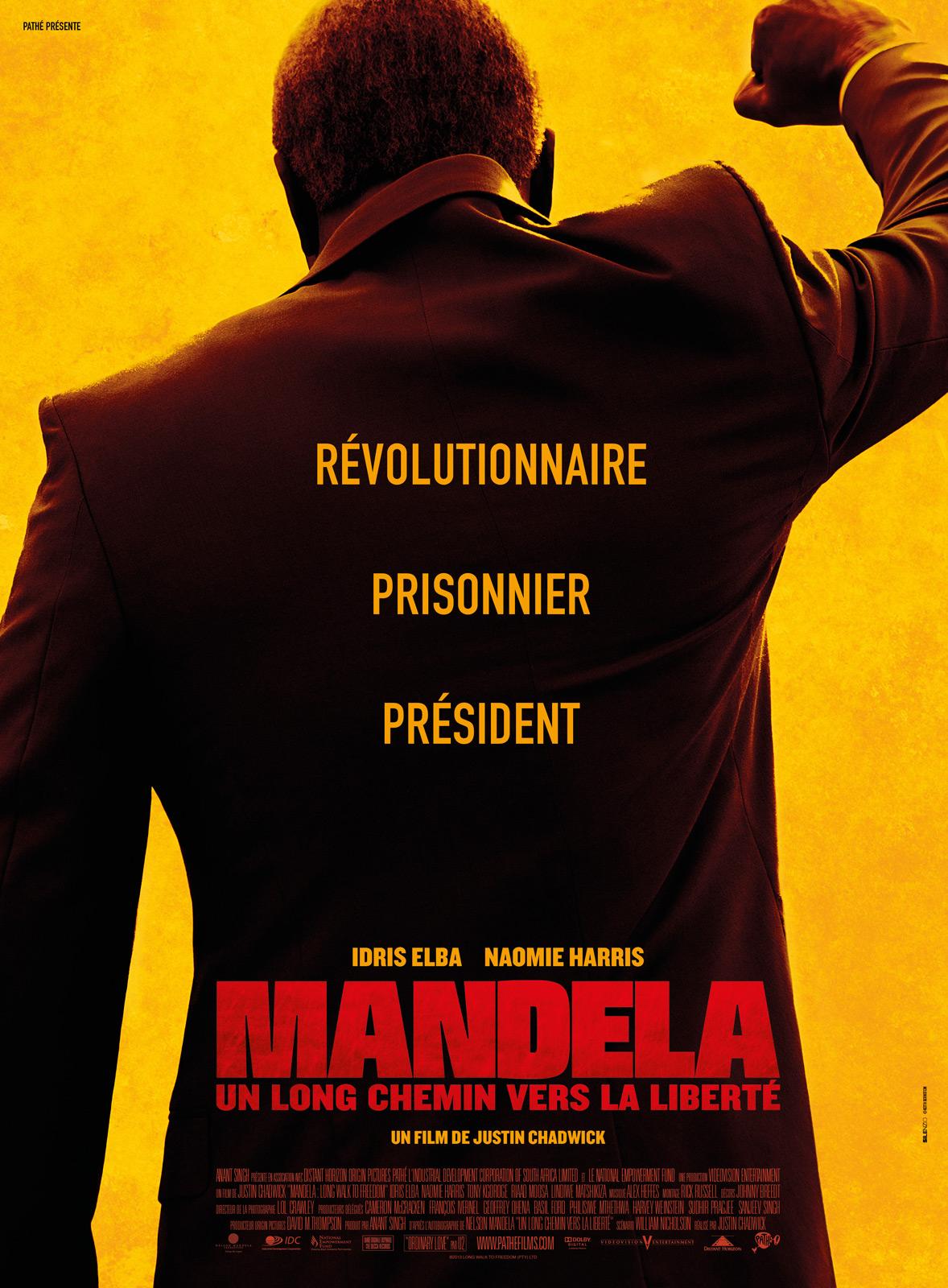 Mandela : Un long chemin vers la liberté [VOSTFR] dvdrip