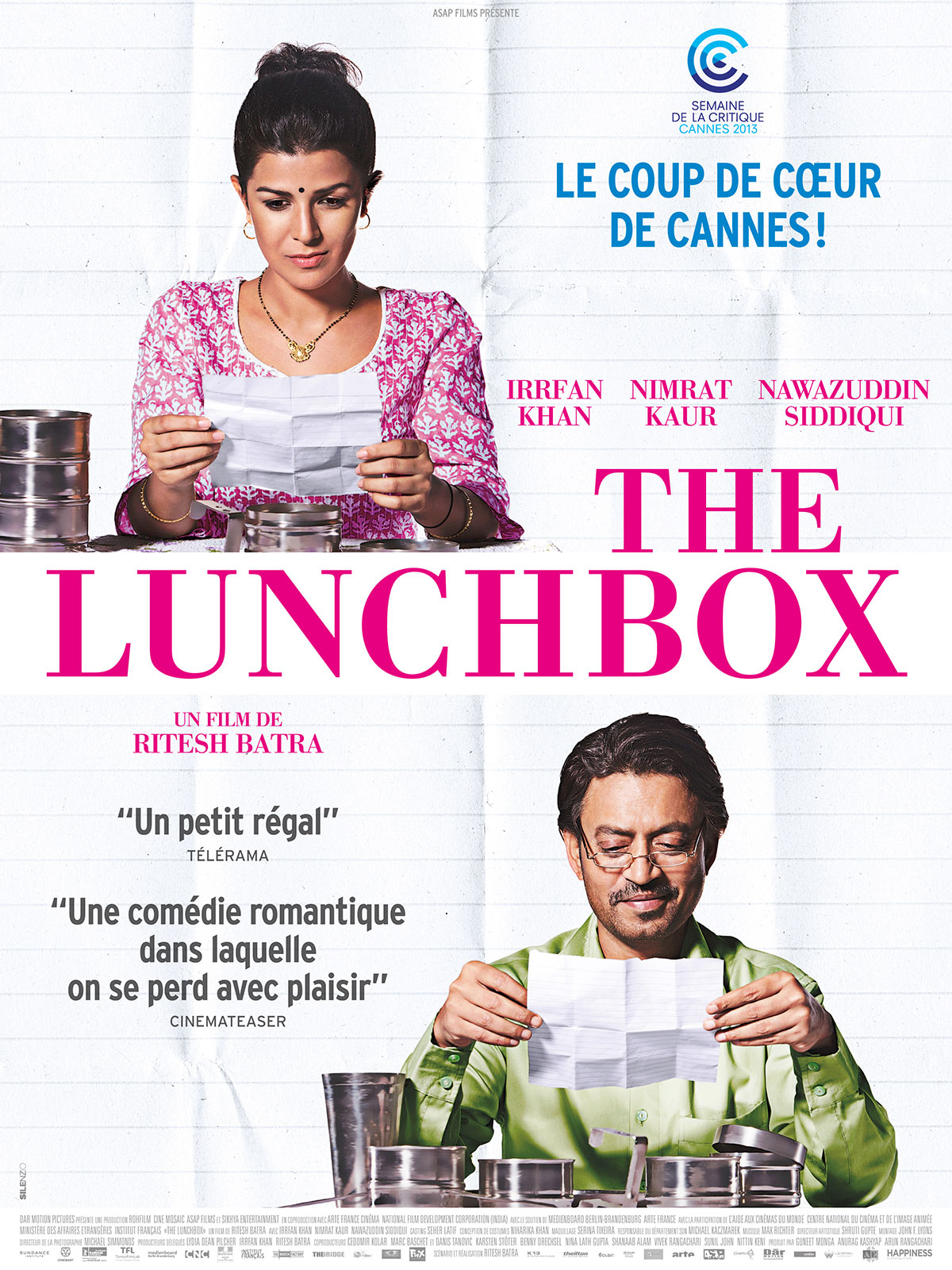 The Lunchbox [FRENCH DVDRiP]