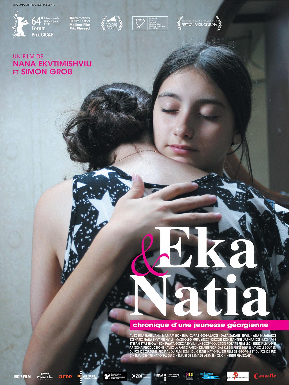 Eka et Natia, Chronique d'une jeunesse georgienne [VOSTFR]
