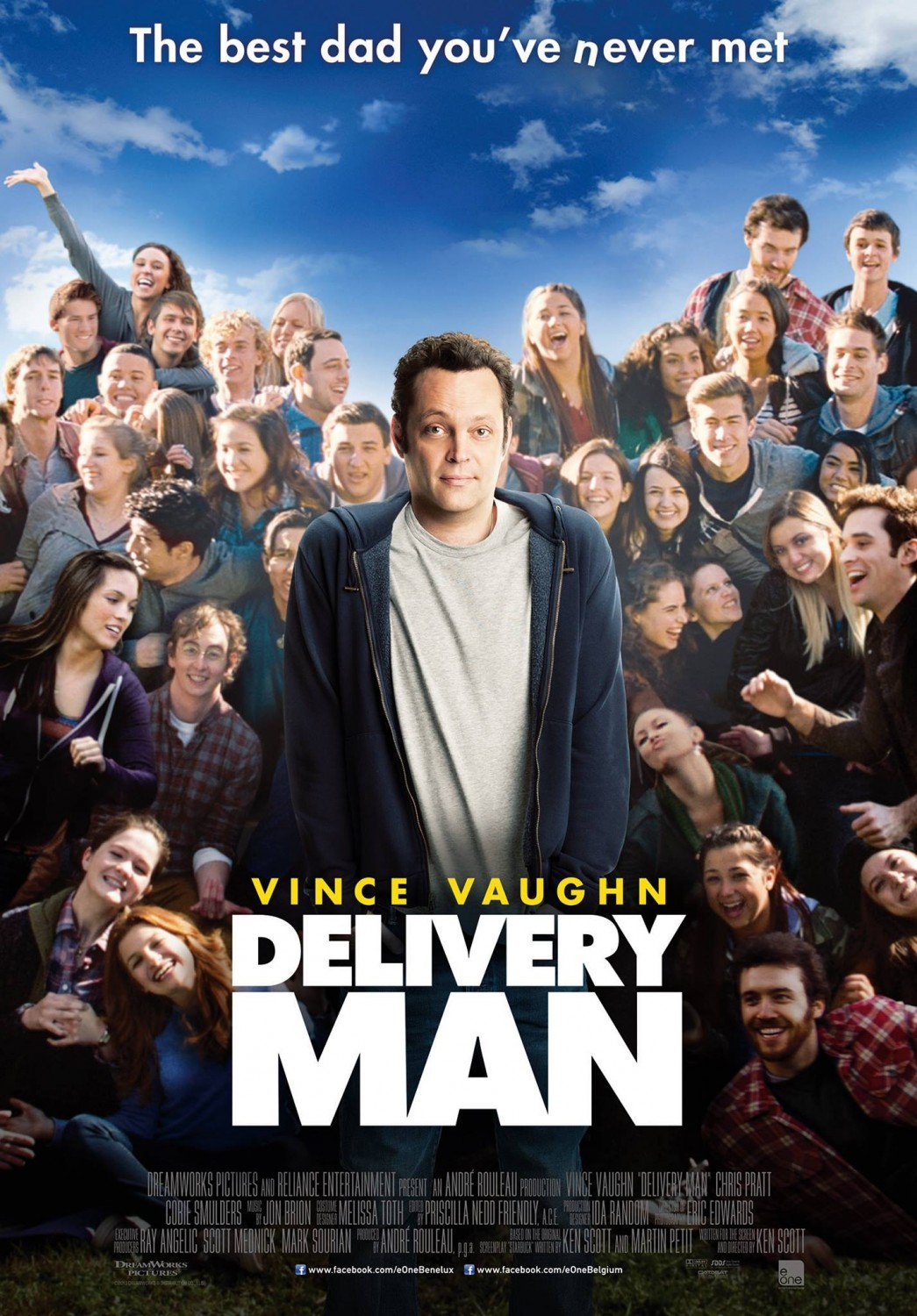 [Multi] Delivery Man [FRENCH] [BDRip]