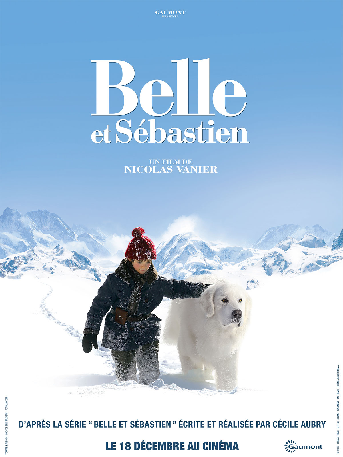 Belle et Sébastien