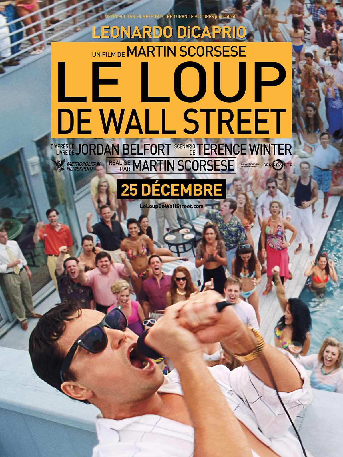 Le Loup de Wall Street streaming film