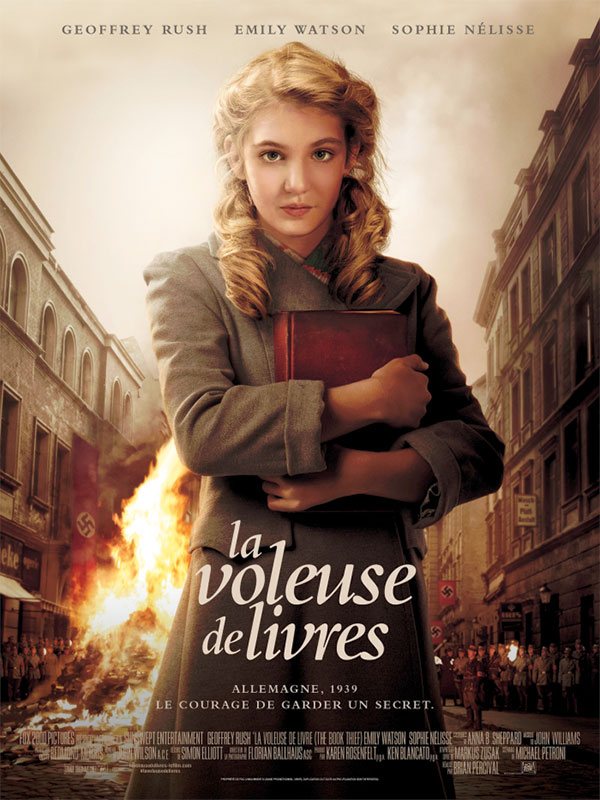 La Voleuse de livres [DVDSCR] Truefrench | Streaming, multi