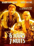FILM Six jours sept nuits