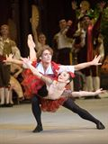 Photo : Don Quichotte (Le Ballet du Thtre de Bolchoi)