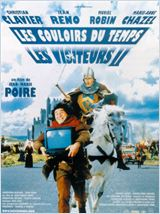 Les visiteurs 2 : Les couloirs du temps en streaming