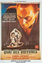 film : Quai des Orfèvres