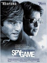 film Spy game, jeu d'espions en streaming