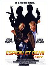 Espion et demi (I Spy)