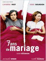 film 7 ans de mariage en streaming
