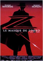 Le Masque De Zorro en streaming gratuit